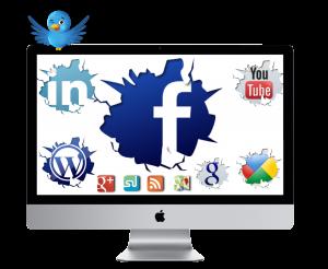 website en Social media gebruiken voor uw bedrijf, VDB doet het voor u!!