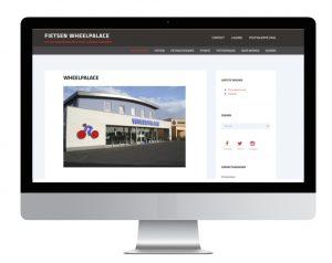 Realisatie Website by VDB Webdesign Oudenaarde